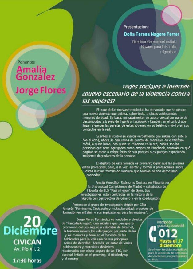 Redes sociales e Internet: ¿Nuevo escenario para la violencia contra las mujeres?